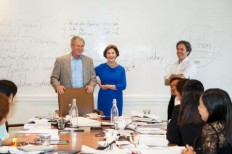 Meeting Liberty and Leadership Participants