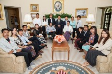 Burmese Young Leaders