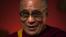Dalai Lama Smile