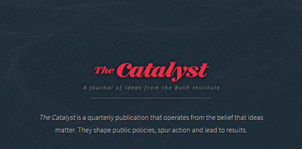 the catalyst x png one of the featured essays promoting democracy and national security go together was authored